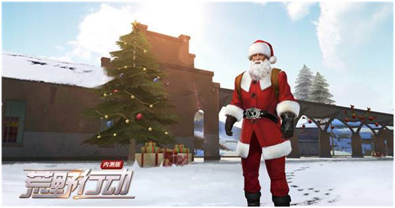 圣诞老人赶上雪天 《荒原动作》好玩得让你停不下来