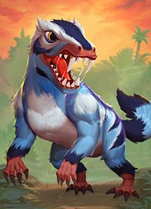 《我的恐龙》兽头龙介绍