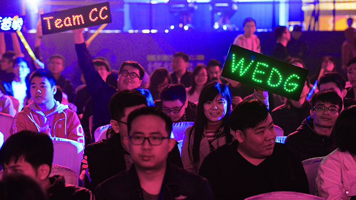 《闭幕者2》TSL中国区总决赛战报:Team CC夺冠
