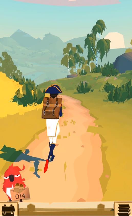 联袂稻草人游览,《边陲之旅》同名游览路线地下