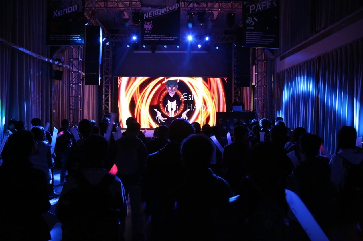 《音乐天下Cytus II》创世体验会,雷亚带给音玩耍家的五年夜欣喜