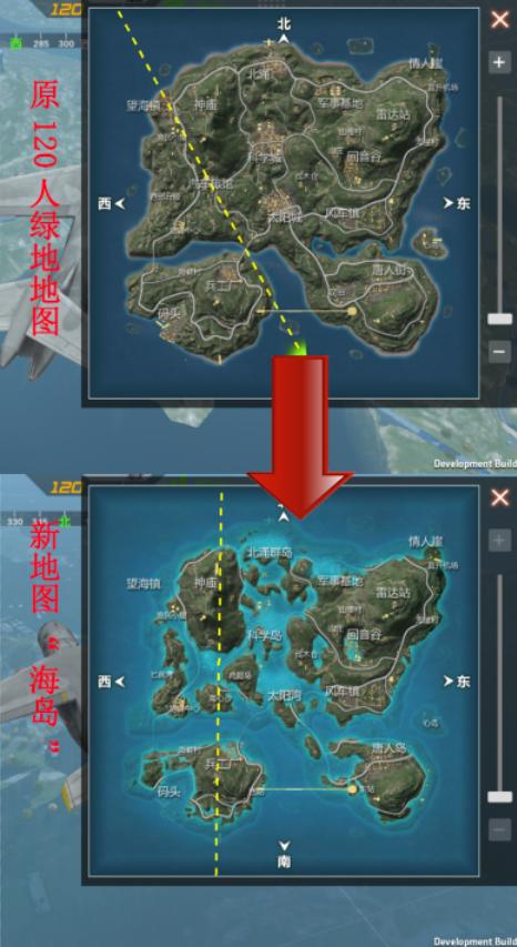 """《穿越火线》手游新图""""海岛""""评测:抢滩登陆 水战吃鸡"""