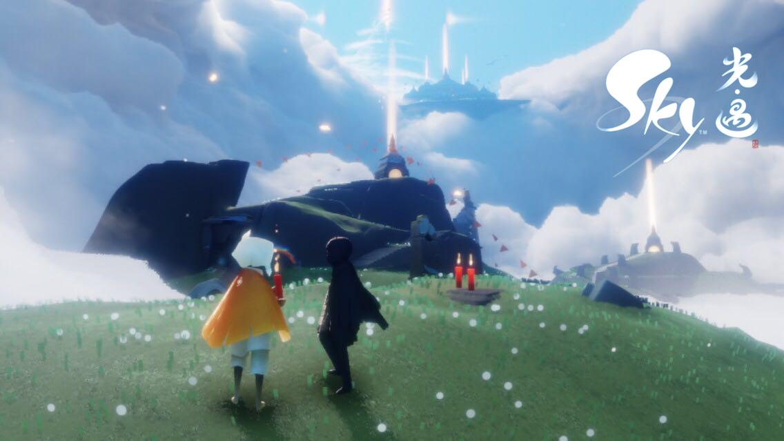 《Sky光·遇》创新交互体验:我想和你牵手,一起启程