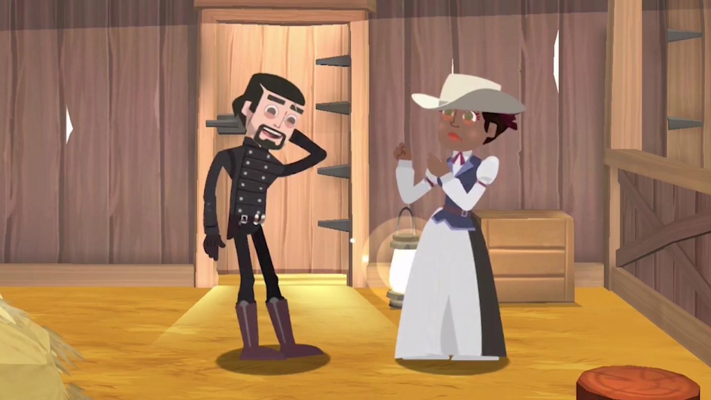 《西部世界》手游首部预告片公布 经典老鸨出镜