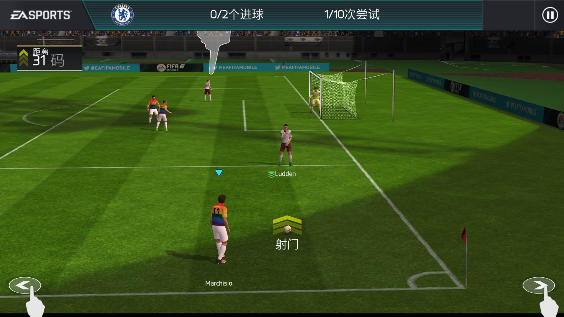 经典IP较量,《FIFA》与《实况足球》谁能引领国内足球手游新风向