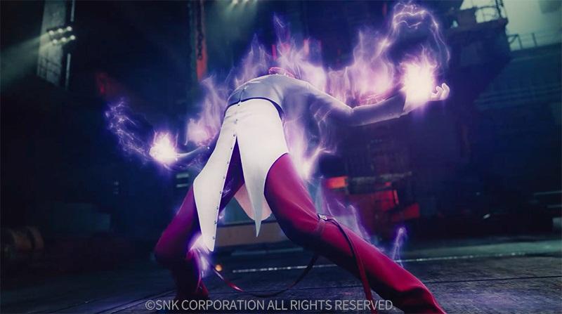 《拳皇命运》手游上线在即,神秘明星现身KOF大会!