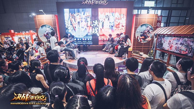 《决战!平安京》CP22精彩回顾 高校赛杭州站冠军诞生