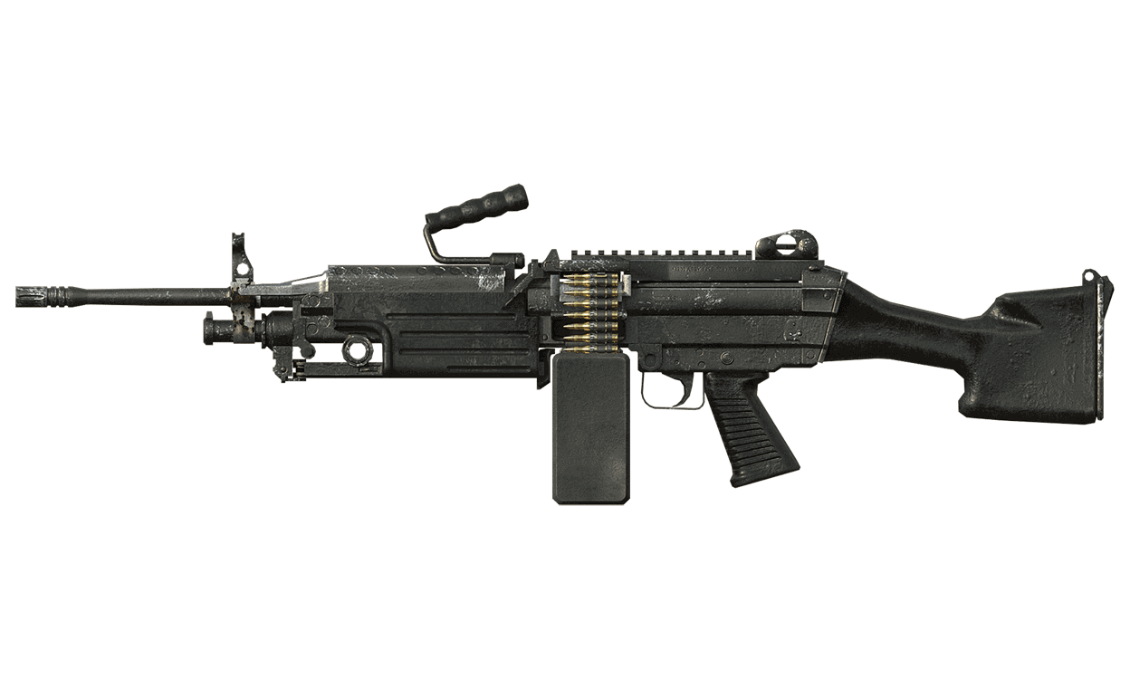 《绝地求生:刺激战场》机枪M249图鉴