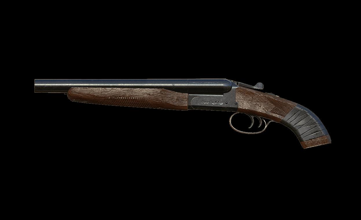 《绝地求生:刺激战场》短管霰弹手枪图鉴