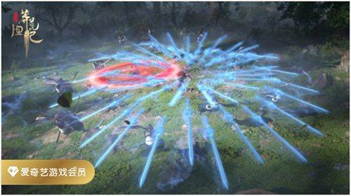 《莽荒纪HD》手游元神测试开启 红衣女神降临