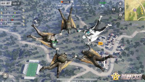 落地毛瑟天赋加持《荒野行动》协同作战玩法即将上线