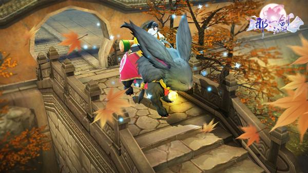 《那一剑江湖》神兽新玩法,逆风翻盘就靠它