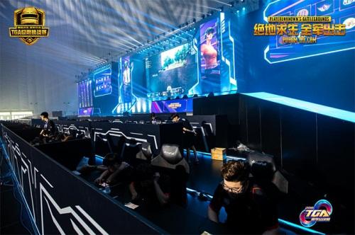 移动电竞迎来全新变革 全军出击TGA7月总决赛探寻电竞新维度