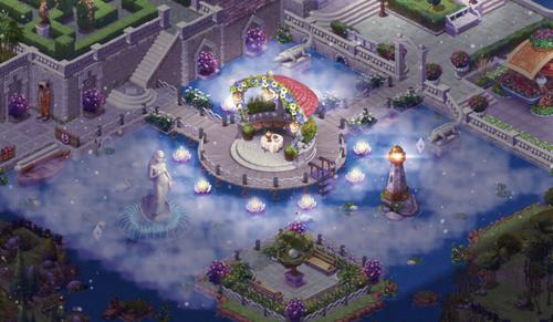 消除+模拟经营创新玩法,《梦幻花园》让游戏体验再升级
