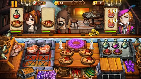 日常安利《烹饪女巫》工作之余 唯美食和游戏不可负!