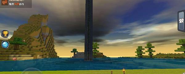 迷你世界怎么做刷怪塔