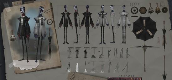 《第五人格》宿伞之魂图鉴介绍