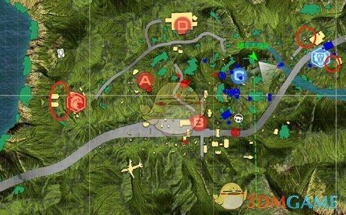 《小米枪战》战场模式进阶,如何当一名合格的直升机驾驶员