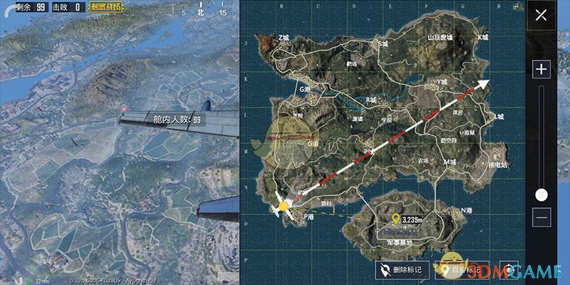 《绝地求生:刺激战场》海岛地图单排吃鸡攻略