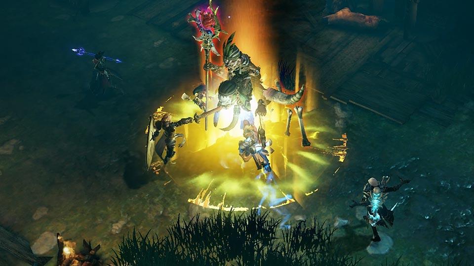 暴雪网易携手打造《暗黑破坏神:不朽》 游戏明年上线