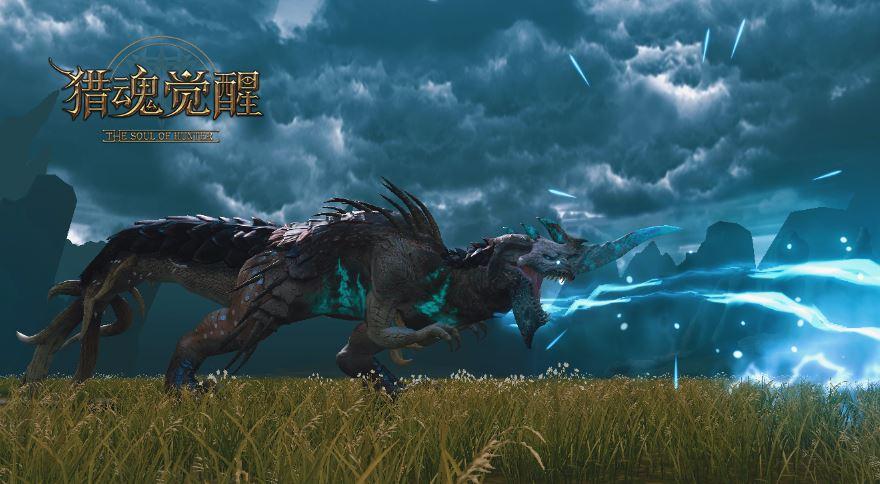 陆地上的黑雷死神《猎魂觉醒》暴雷龙狩猎攻略