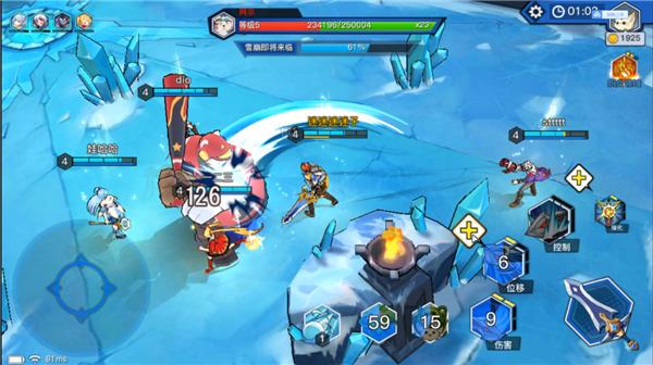 雪国仙境:冰之祭典即将降临《光影对决》
