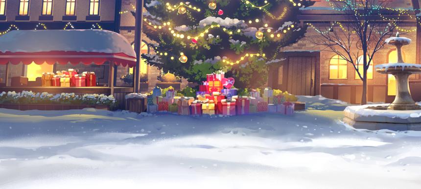 下雪了,邀请你心仪的ta,谱写冬日的物语吧
