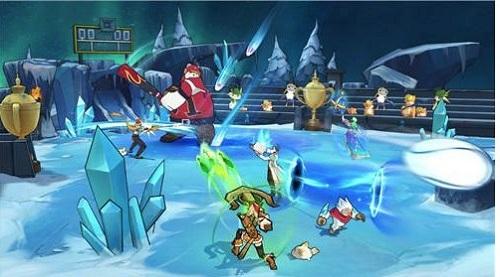冬日战歌 冰雪盛宴:《光影对决》新版本强势来袭