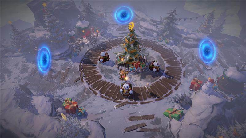 无尽神域新版庆生:一年一度雪漫节活动进行中![多图]图片3