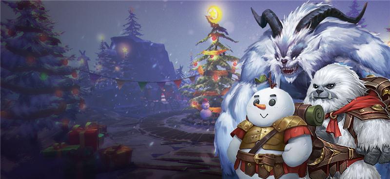 无尽神域新版庆生:一年一度雪漫节活动进行中![多图]图片2