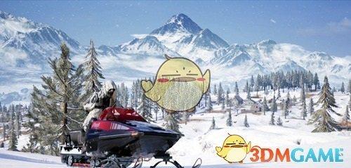《绝地求生:刺激战场》雪地摩托驾驶技巧一览