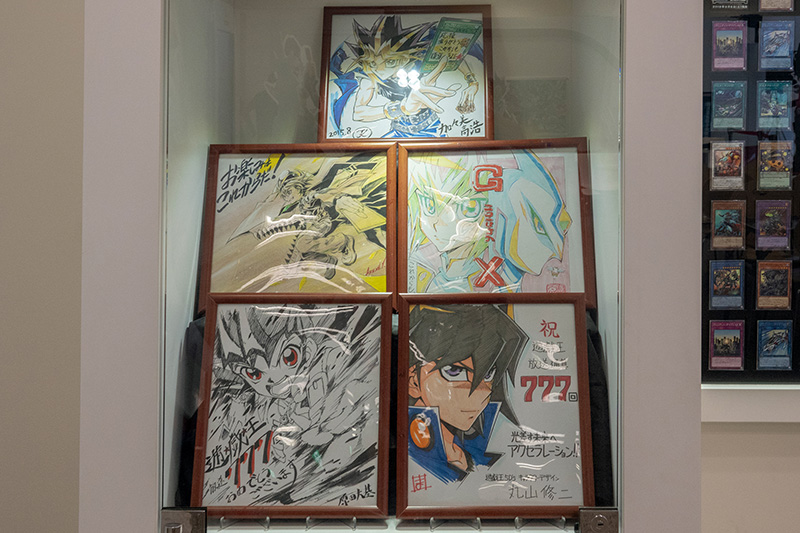 真正的决斗天堂!探索KONAMI游戏王卡牌中心[多图]图片4