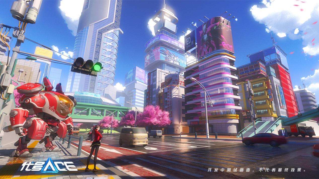 《代号:ACE》游戏画面首次曝光 全新玩法引期待!