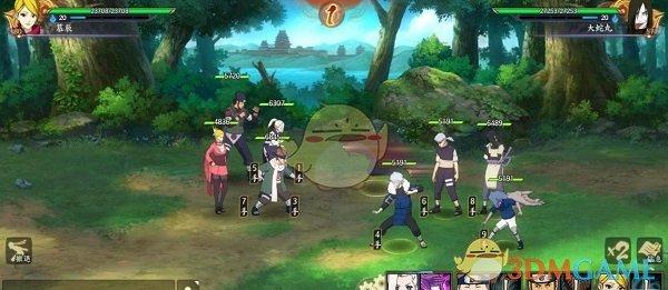 《火影忍者OL》猿飞阿斯玛技能属性及阵容玩法攻略汇总