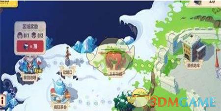 《崩坏3》圣诞狂想曲隐藏地图开启条件详解
