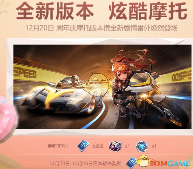 《QQ飞车》一周年活动攻略大全