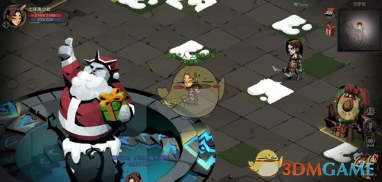 贪婪洞窟2剑盾喜迎加强bug修复