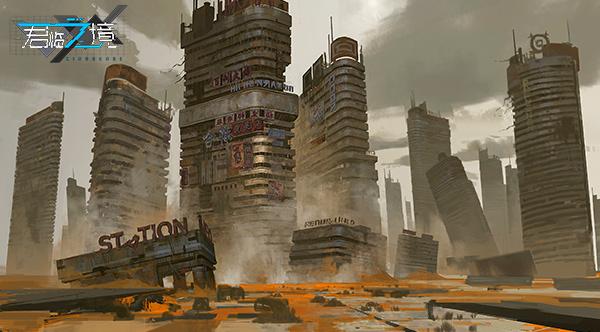 光怪陆离未来世界 《君临之境》赛博朋克新纪元[视频][多图]图片2