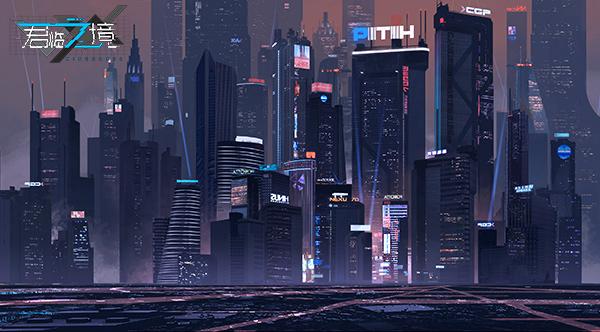 光怪陆离未来世界 《君临之境》赛博朋克新纪元[视频][多图]图片4