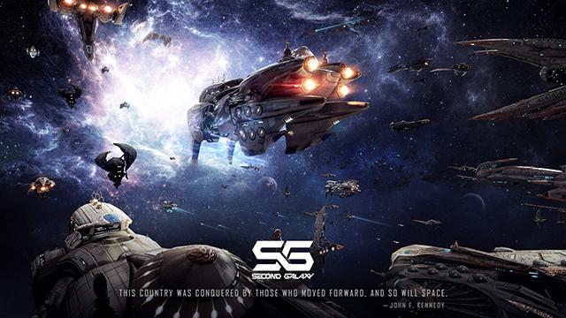 开放世界科幻手游《第二银河》,正式公布!