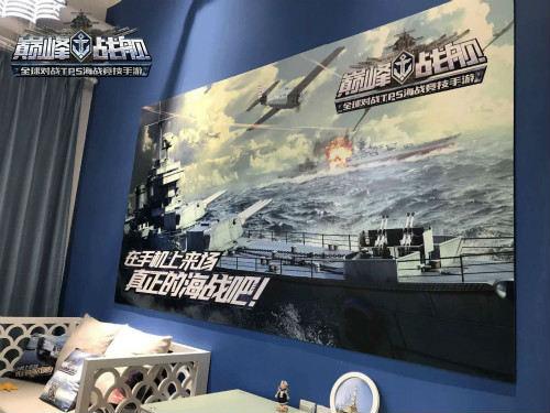 《巅峰战舰》在现实世界里打造了一间能闻到大海气息的复式LOFT!