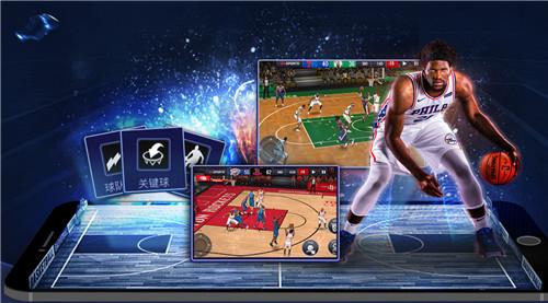 全明星投票火热!《NBA LIVE Mobile》代言人恩比德等你一票