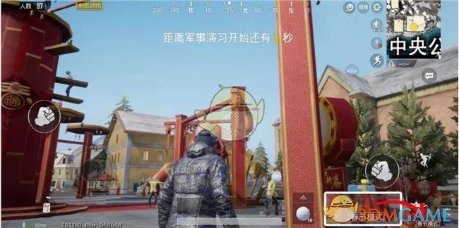 《绝地求生:刺激战场》春节模式怎么玩
