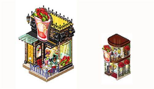 《我的便利店》东方酒吧生产建筑上线,迷醉东方特调