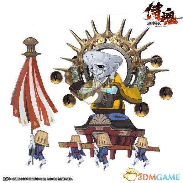 《侍魂:胧月传说》地藏副本boss怎么玩