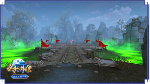 武林外传手游新春资料片上线:冰火试炼团队跨服竞技[视频][多图]图片5