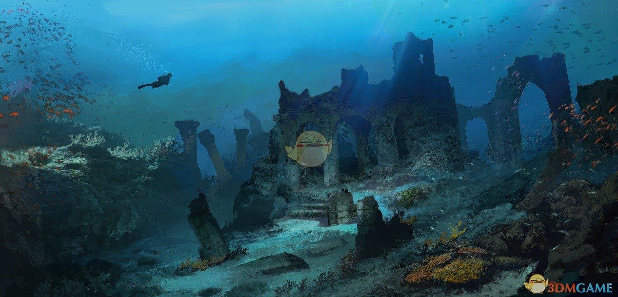 《明日之后》新地图圣托帕尼海岛介绍