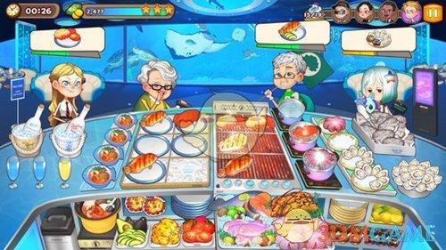 《烹饪冒险》食物制作与餐厅经营方法