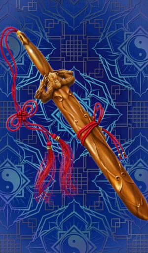 《命运冠位指定》木剑礼装图鉴