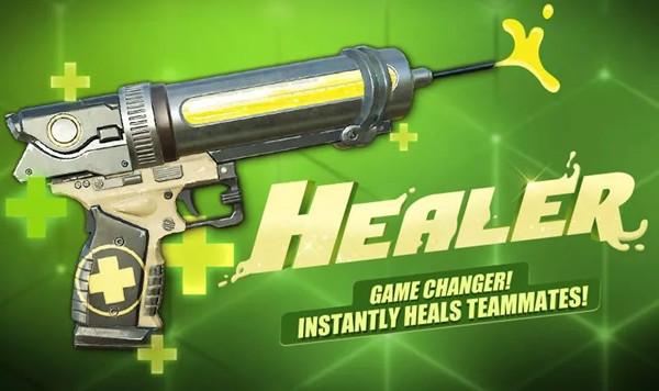 《终结者2审判日》新武器治疗手枪详解